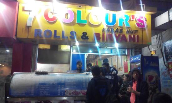 7 Colours Restaurant