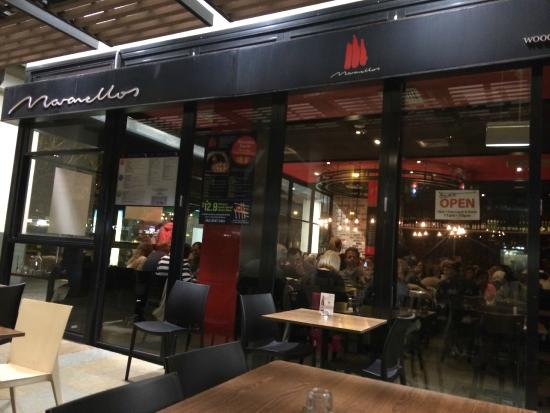 Italian Restaurants Maroubra Pacific Square