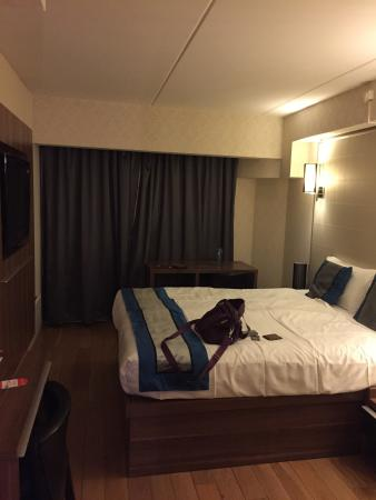 BEST WESTERN Kampen Hotell: Bed