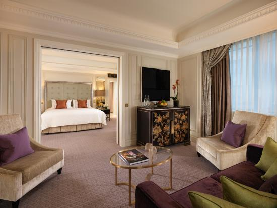 The Dorchester Deanery Suites bedroom - Picture of The Dorchester ...