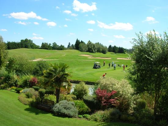 Golf du Haras Lupin - Stade Francais