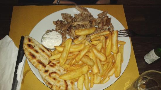 Cucchiare: kebab