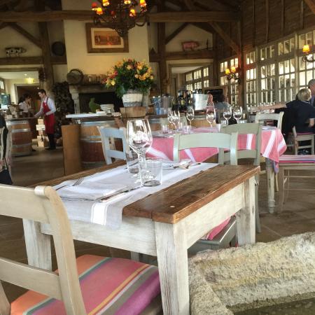 Tarte au grenier medocain picture of la table du lavoir - La table du lavoir martillac ...