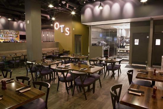 Review Restaurant Linq Bar