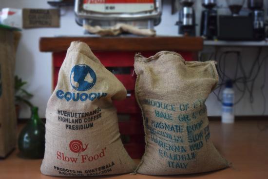 La Torrefazione snc.: Slow Food. Disponibili il Guatemala Huehuetenango e l'Etiopia Harenna wild forest.