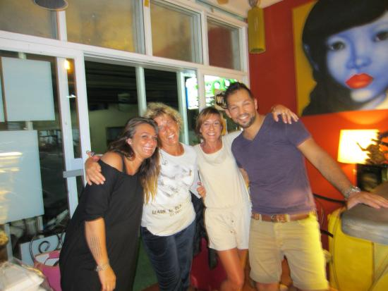 Kata Guesthouse Tuscany: Grazieeeeee  Francesca &  Andrea  !!!!!!!!!!!