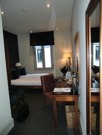 """Hotel du Vin & Bistro : Zimmer """"Springfield"""""""