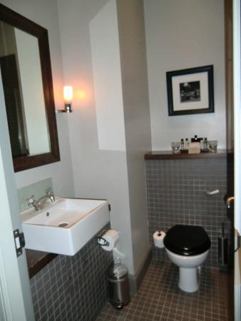 """Hotel du Vin & Bistro : Bad im Zimmer """"Springfield"""""""