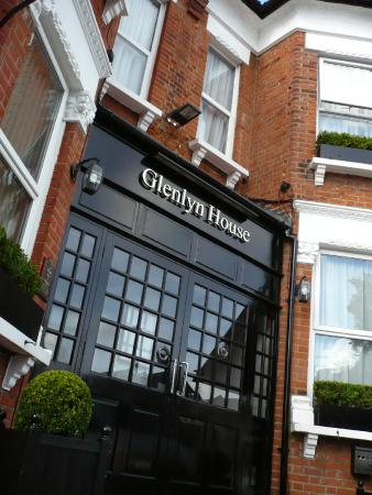 Glenlyn Hotel: Hotel main Entrance