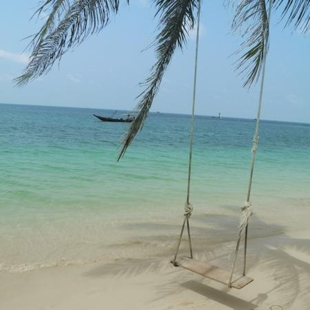 Viva On The Beach HOTEL: amaing view a piece of paradise