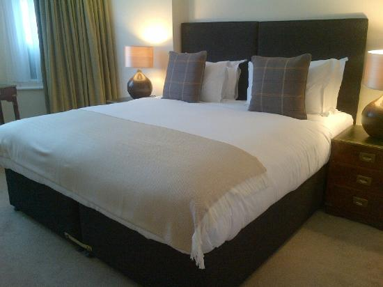 Glenlyn Hotel: Bedroom