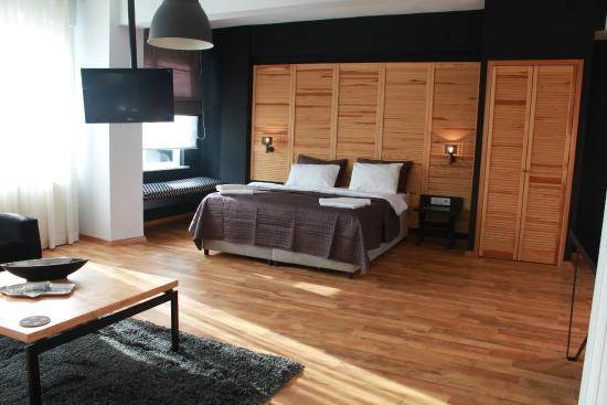 212 Istanbul Suites: Asia Suite-5th floor-2015-9