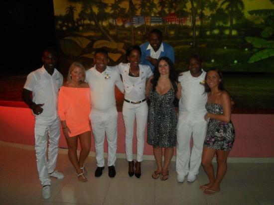 Entertainment Staff Picture Of Grand Bahia Principe