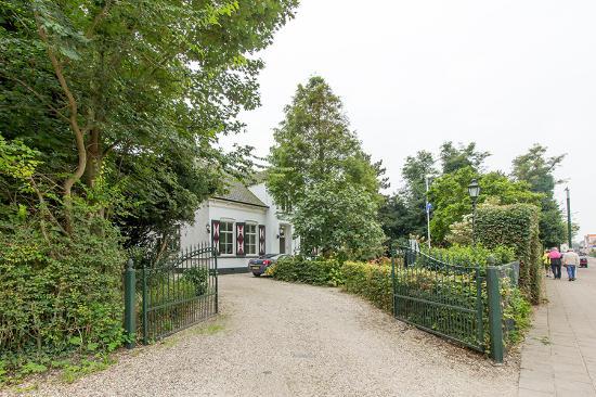 Badhotel Renesse: Entree Villa Westerduin