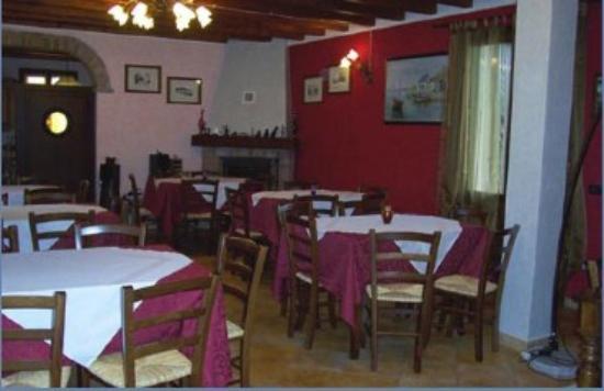 Ristoranti Bagnolo San Vito Mn : Sala ristorante foto di agriturismo dell ibisco bagnolo san