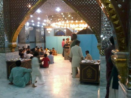 Qadam Gah Mola Ali - Picture of Qadam Gah Mola Ali ...