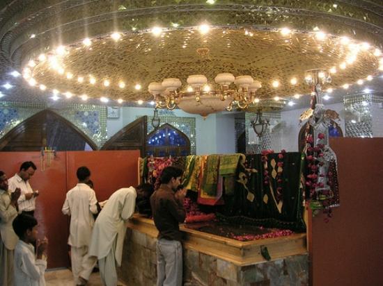 Hyderabad, Пакистан: Qadam Gah Mola Ali