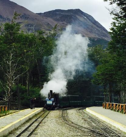 El Tren del Fin del Mundo: Locomotora Ing. Porta