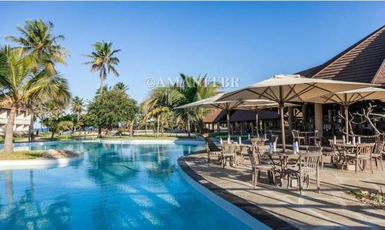 Kenia Hotel Amani Tiwi Beach Resort