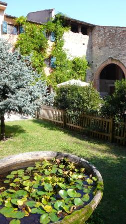 Resort Corte Pellegrini: panorama dalla camera