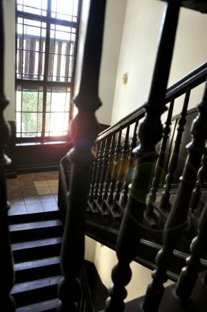 Station Aparthotel: Hallway