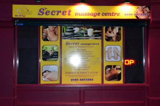‪Secret Massage Centre‬