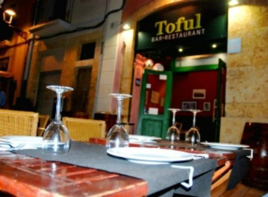Toful: Restaurant Tòful en Tarragona