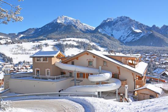 Hotel Les Alpes: Nuovo Acquascivolo