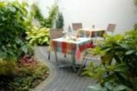 Hotel Graf: Garten