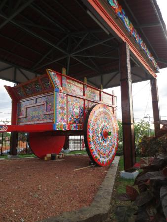 Sarchi, Costa Rica: World's Largest Oxcart