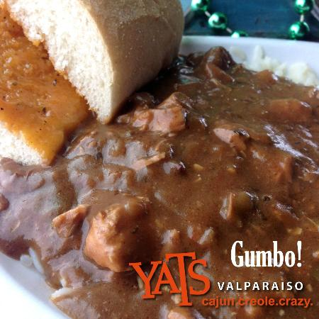 Yats Valparaiso: Gumbo!