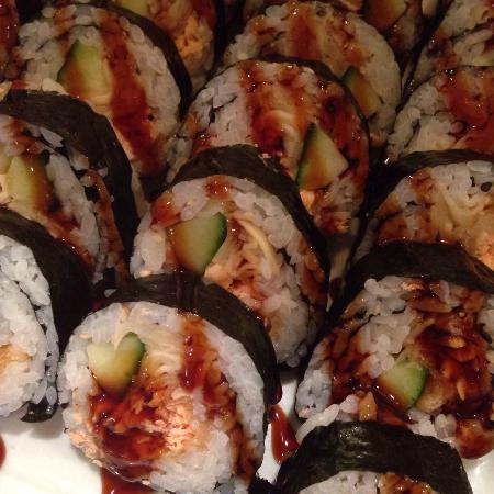 Feng Shui : Spicy Tuna Maki