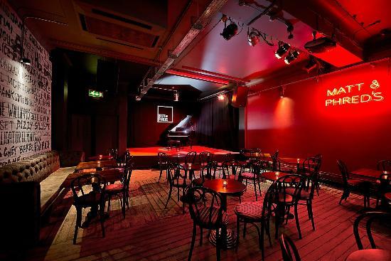 Matt and Phred's Jazz Club