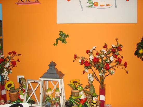 Pensao Royal: Dining area