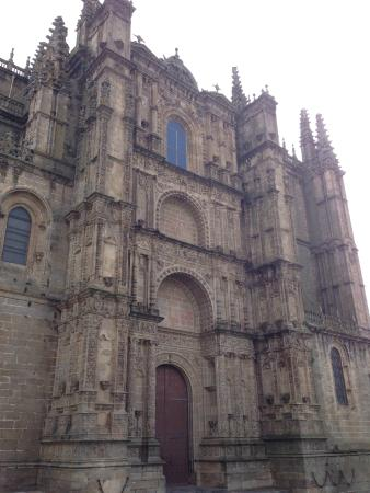 Catedral de Plasencia: 外観