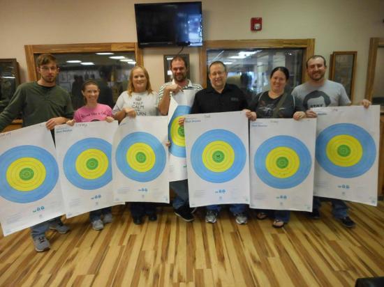 Montgomery, AL: Family reunion at the range