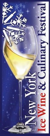 Casa Larga Vineyards: New York State Ice Wine and Culinary Festival
