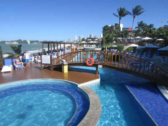 Ocean Palace Beach Resort Bungalows Piscina Com Visao Morro Do Careca