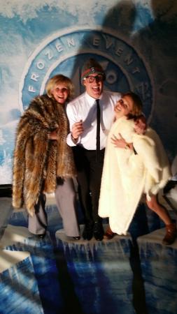 Club Med Arcs Extreme : soirée froze