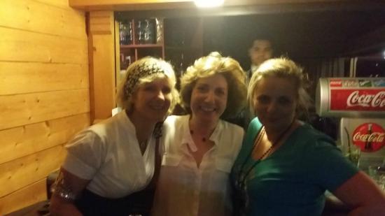 Club Med Arcs Extreme : bar soirée entre copines