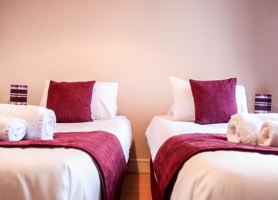 Edinburgh Playhouse Apartments: Bedroom