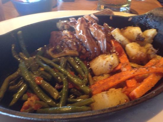 Pot Roast Picture Of Twin Peaks Restaurants El Paso Tripadvisor