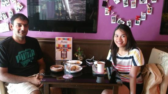 Orang Belanda Art Cafe : We had great time to spend here