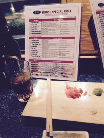 Honshu Sushi