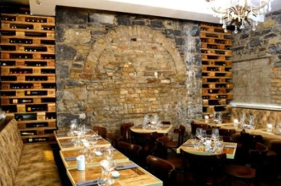 Fitzwilliam Townhouse: Breakfast Room