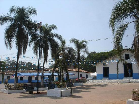 Carapicuiba, SP: Aldeia jesuítica