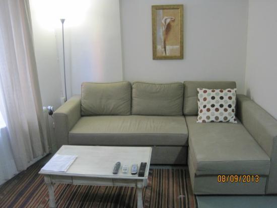 Istanbul Suites : Güzel