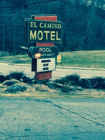 El Camino Motel: Disappointed.