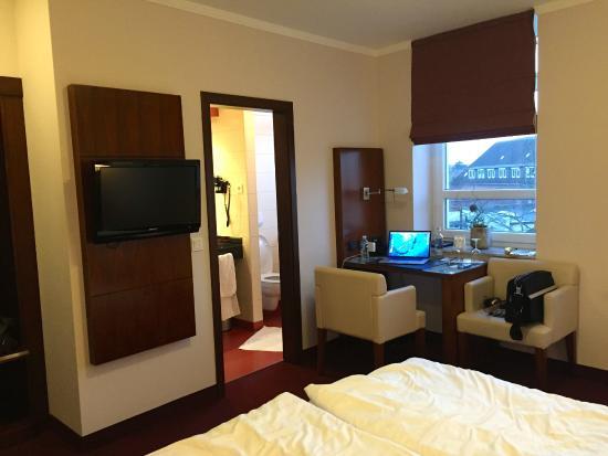 Le coin bureau bild von adena hotel bremerhaven tripadvisor