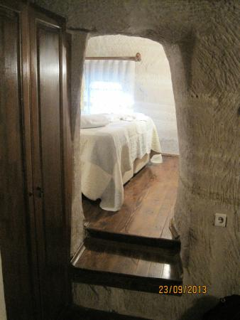 Anatolia Cave Pension: Chimney Room